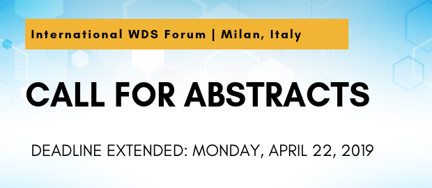 Call for Abstracts for the International WDS Forum at the World Congress in Milan, Italy