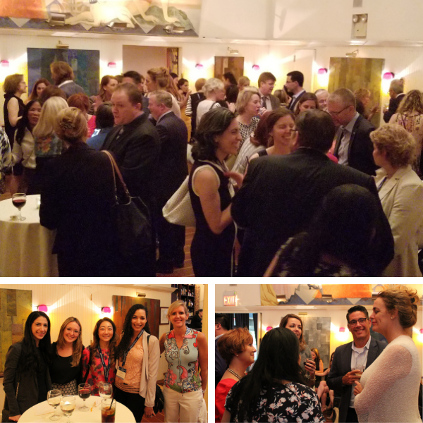 WDS Networking Reception at the 2019 Summer AAD