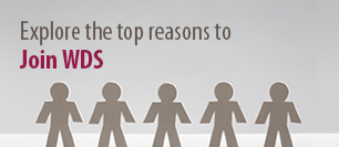 Top reasons to join WDS